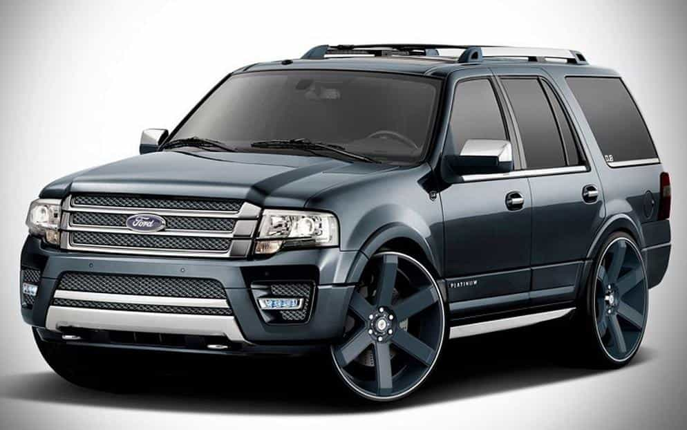 2017 Ford Expedition Horsepower