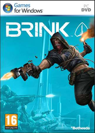 Descargar Brink pc full español mega, mediafire y google drive.