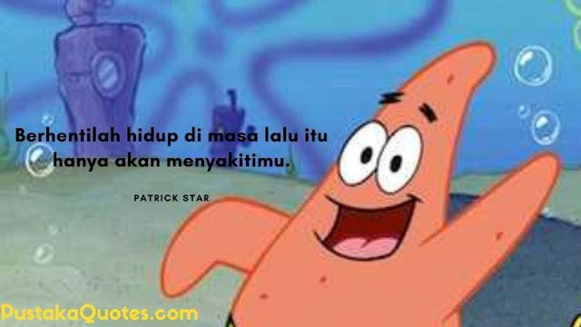 Kata Mutiara Patrick
