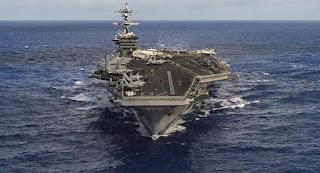 Kapal Induk kelas Nimitz