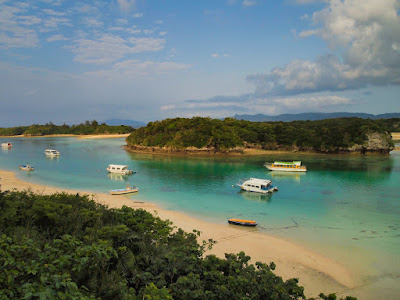island of Okinawa