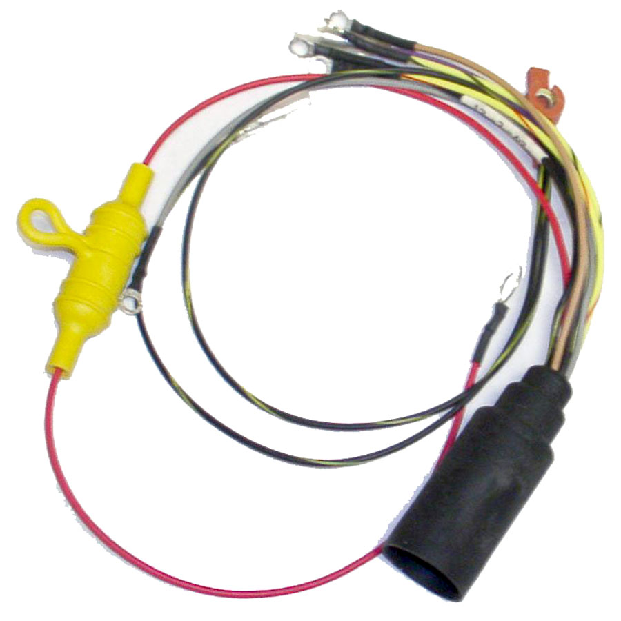 65 hp mercury outboard motor wiring diagram mercury outboard motor wiring harness magemarinestore.com: wiring harness for mercury and omc ...