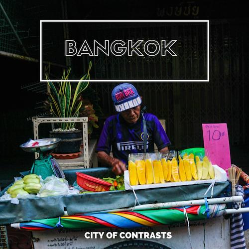 24 godziny w Bangkoku