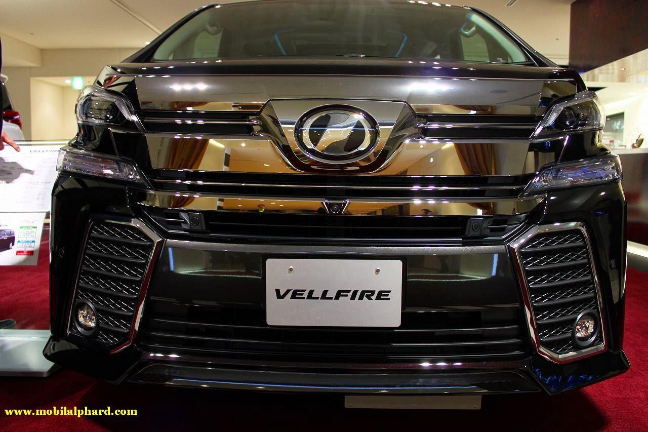 perbedaan all new alphard dan vellfire stop lamp led grand veloz mobil toyota