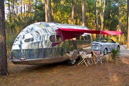 Bowlus Road Chief Travel Trailer