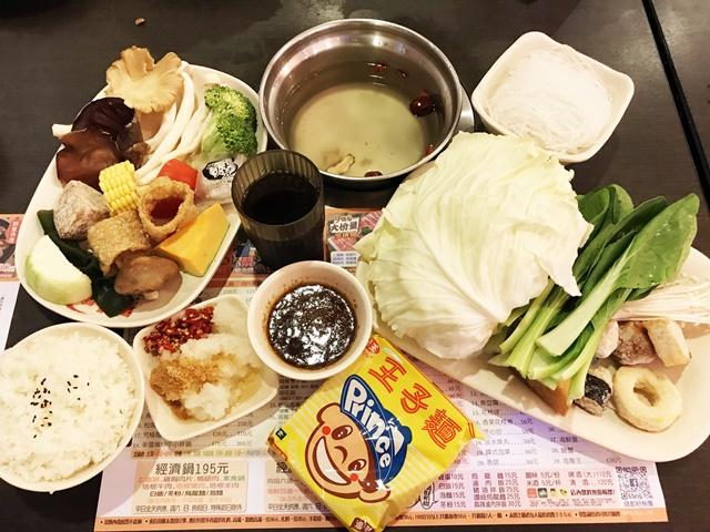 錢都日式涮涮鍋-新莊旗艦店~新莊葷素火鍋