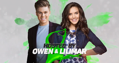 Owen Joyner and Lilimar to Host 'SLIME CUP' 2018 | Nickelodeon Australia & New Zealand