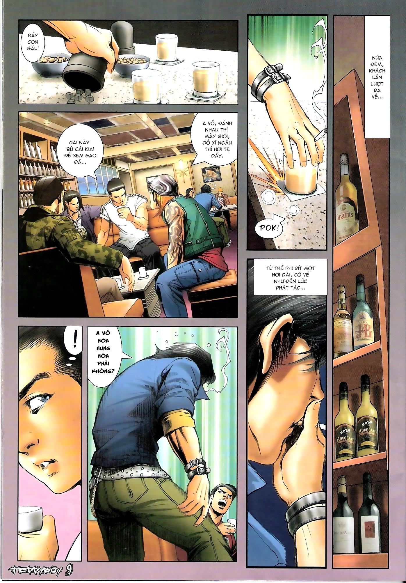 Người Trong Giang Hồ - Chapter 1303: Hỏa Sài và Quỷ Vương - Pic 7