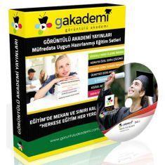 Pratik YGS Felsefe Eğitim Seti 9 DVD + Rehberlik DVD Seti