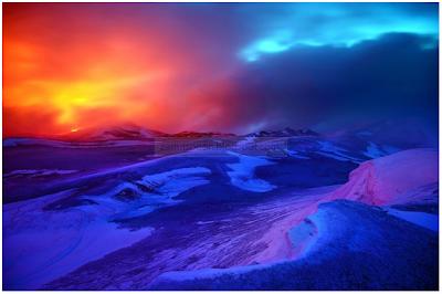 Letusan Gunung Berapi Yang Menakjubkan