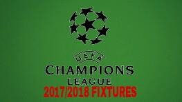 Jadwal Liga Champions 2017/2018