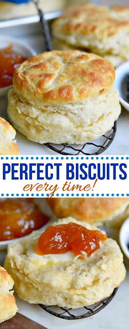 The Best Homemade Biscuit Recipe