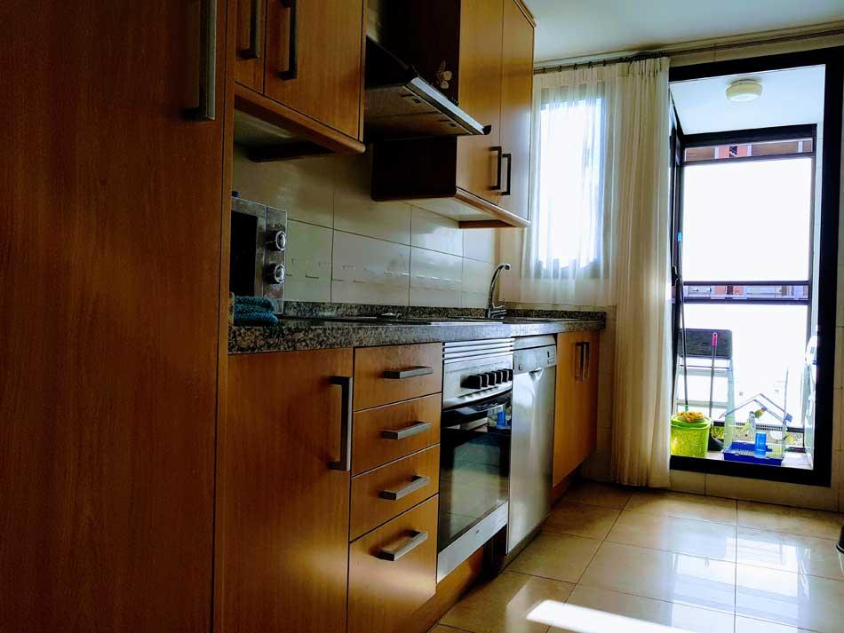 piso en venta zona sensal castellon cocina1