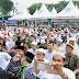 Ribuan Warga Padati Tabligh Akbar Ustadz Abdul Somad di Jambi
