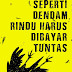 Download Novel Eka Kurniawan - Seperti Dendam, Rindu Harus Dibayar Tuntas