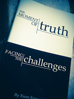 International Marketing Group's Moment of Truth Booklet