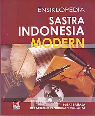 BUKU ENSIKLOPEDIA SASTRA INDONESIA MODERN