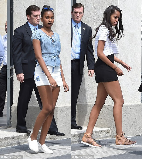 Sasha Obama Height 2014 | www.pixshark.com - 124.5KB