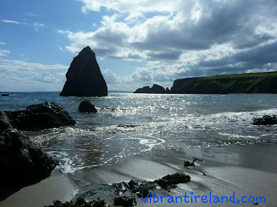 Fantastic Beaches on Ireland's Copper Coast! Where to Go in Ireland