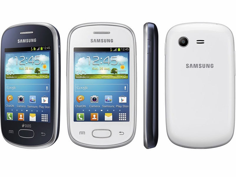 samsung galaxy star s5280 - photo #3