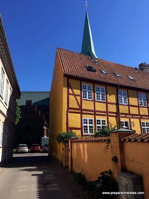 tipicas casas danesas