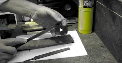 Κατασκευή μαχαιριού (vid)