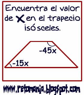 Cuadrados mágicos, Descubre el número, El número que falta, Retos para pensar, Problemas matemáticos, Retos matemáticos, Desafíos matemáticos, Retos de lógica, Problemas para pensar, Ángulos, Ecuaciones
