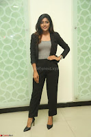 Actress Eesha Looks gorgeous in Blazer and T Shirt at Ami Tumi success meet ~  Exclusive 186.JPG