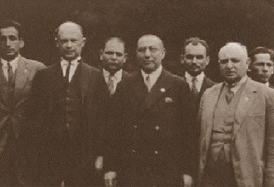 Polonia, el equipo vencedor de la III Olimpiada de Ajedrez de 1930