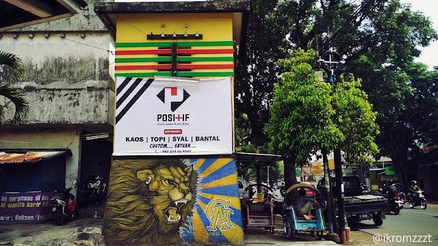 Gardu listrik Sukun Kota Malang