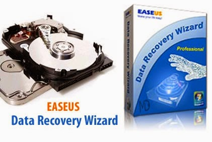 EaseUS Data Recovery Wizard Professional 7.5+Crack
