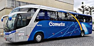 cometa ônibus