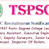 TSPSC Notification 2017 –  Apply Online for 2437 Posts-Degree College Lecture, Veterinary Assistant, Executive Engineers, Principal, Deputy Surveyors, Junior Lecturers, Principal, Inspector Of Boilers.