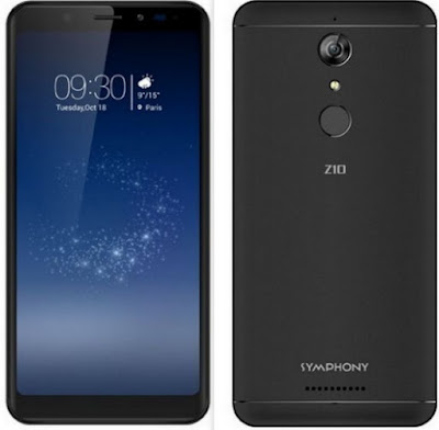 Symphony Z10 Flash file without password Fix Hang Logo Lcd Fix