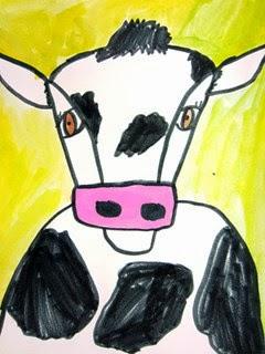 Art to the Moon & Back: Farm Animals