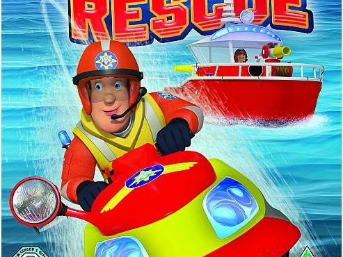 We had a DVD weekend with Fireman Sam and Q Pootle 5