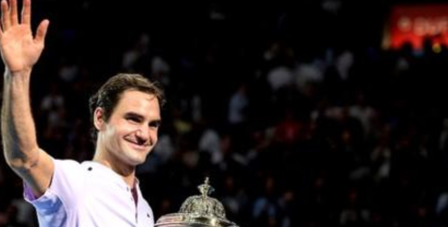 Federer dominates World tour finals 6 times