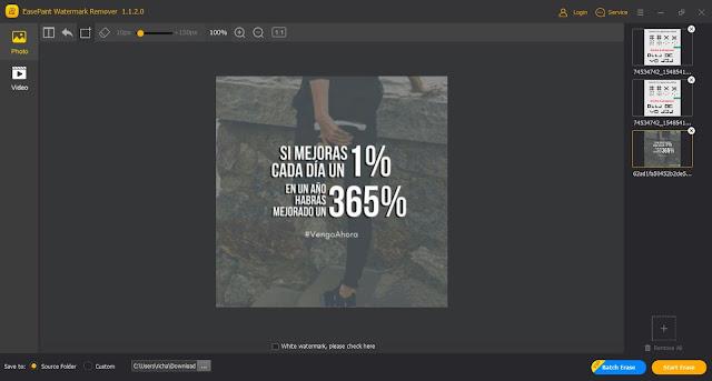 EasePaint Watermark Remover Full imagenes