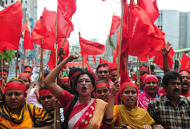 May Day 2013 in Bangladesh