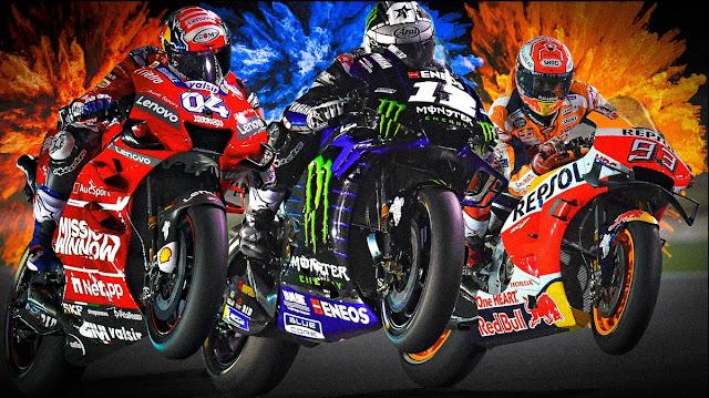 2019 MotoGP season - F1 - MOTOGP - FE
