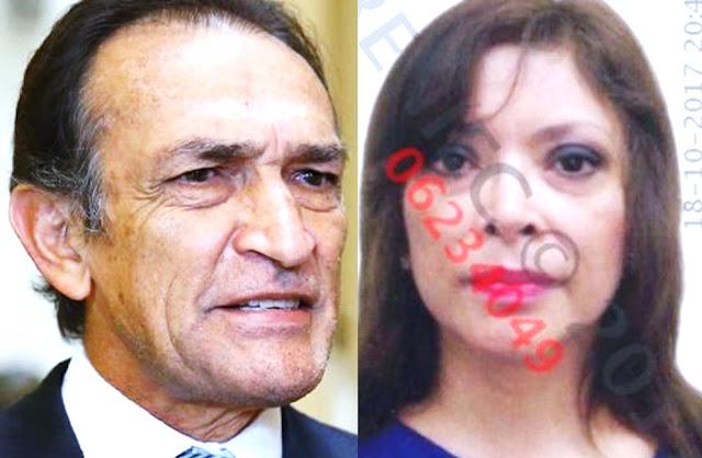 Esposa del congresista Héctor Becerril fue ratificada en el CNM