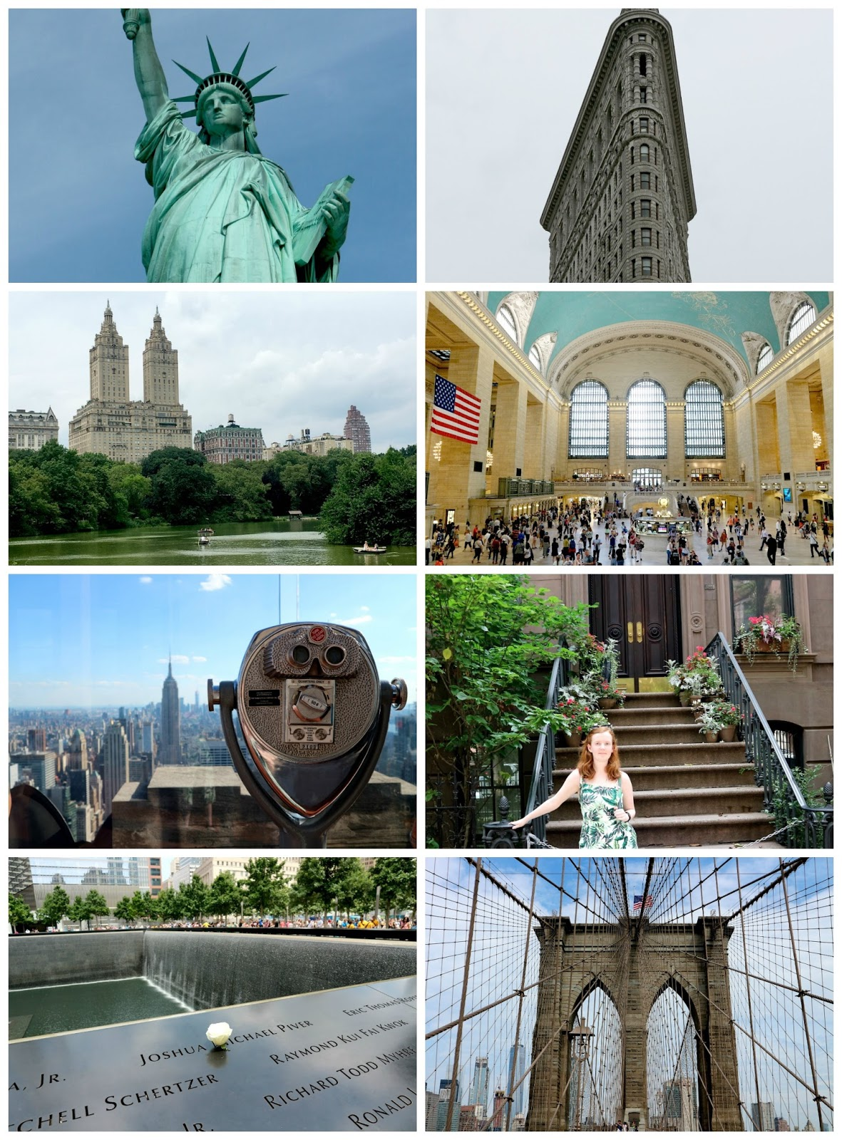 Travel Blogger New York City Guide