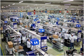 Pengertian Perusahaan Manufaktur