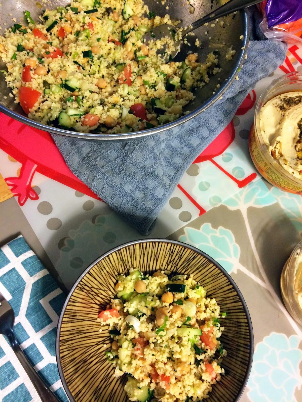 vanishing veggie cookbook creations tabouli of the sea