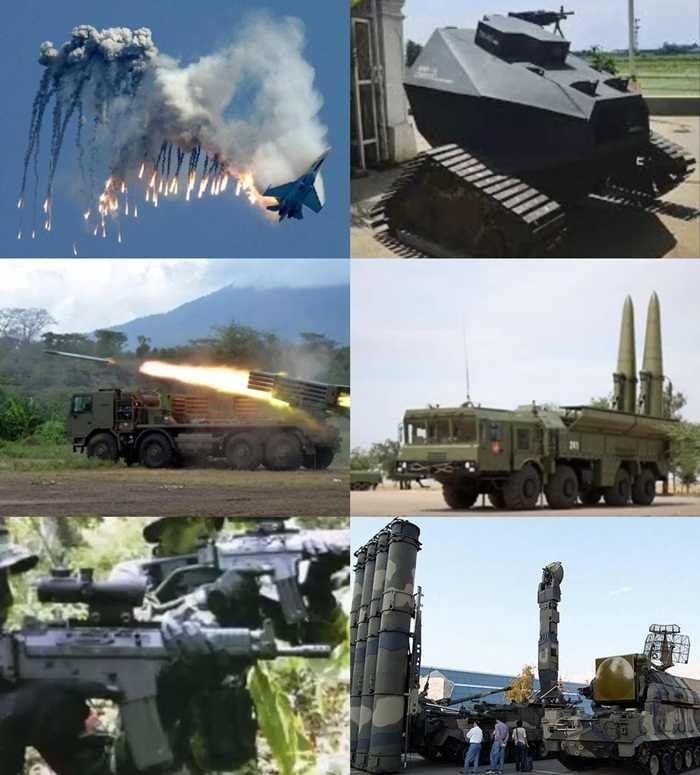 Senjata super canggih andalan Militer Indonesia