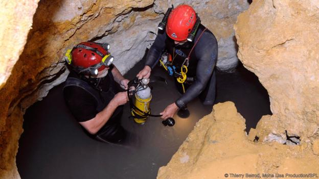 Scientists Entered A Cave That Had Been Isolated For 5.5 Million Years! What They Found Inside Was Something They Never Expected!