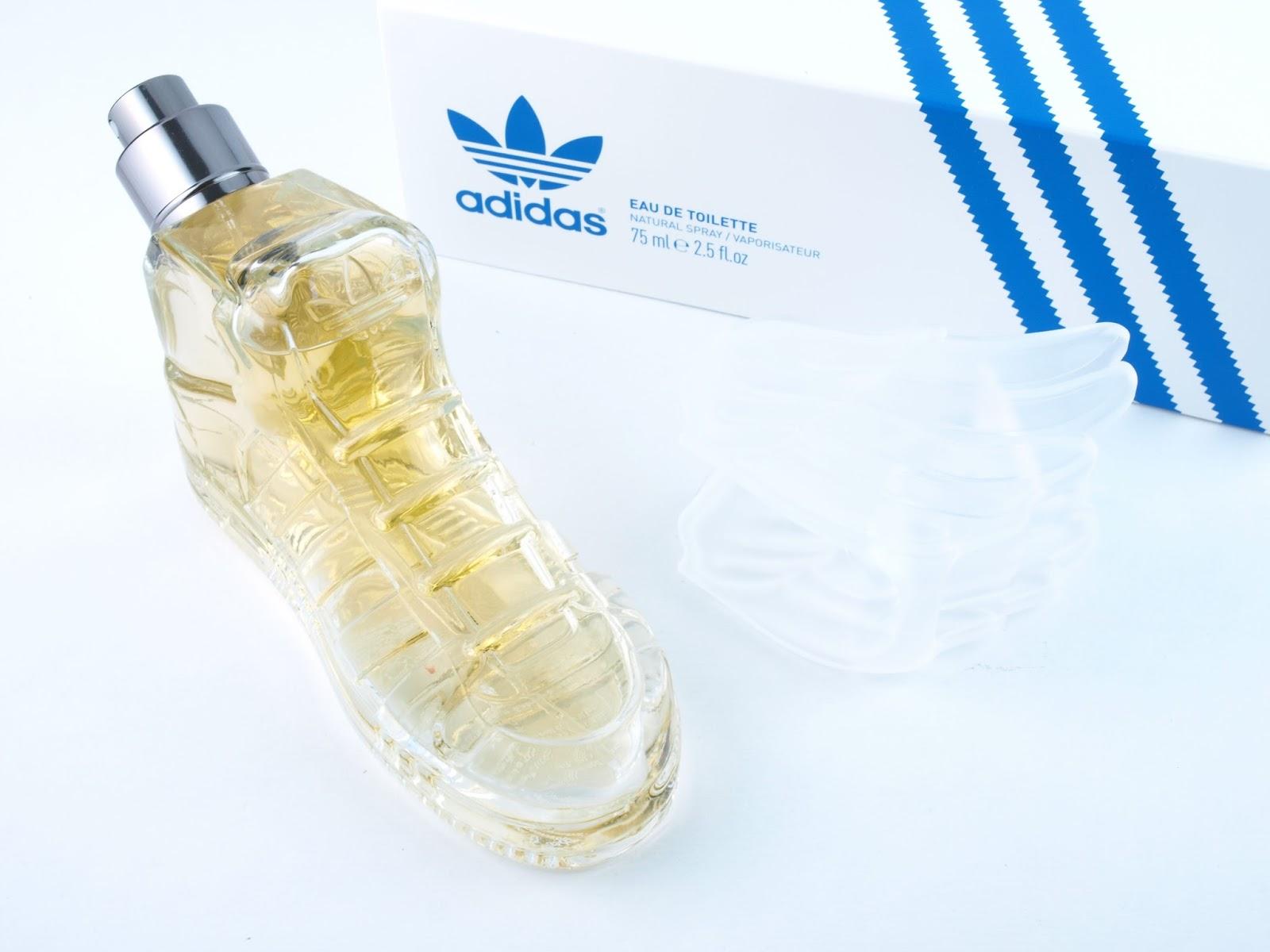 no sale tax limited guantity best loved Adidas Originals by Jeremy Scott Eau de Toilette for Women ...