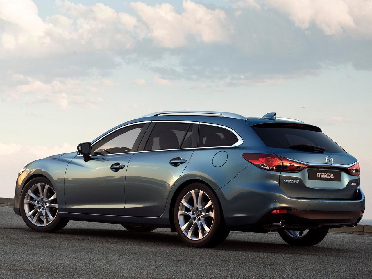 2013 Mazda 6 Wagon - wallpaper world