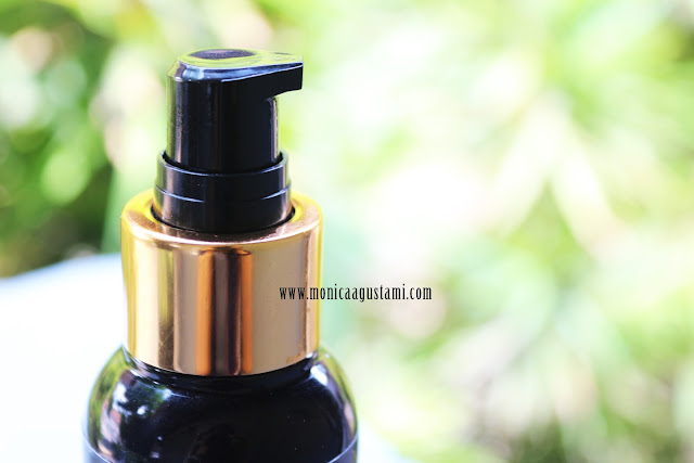 Review Natur Hair Serum