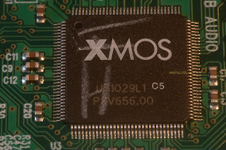 xmos usb audio 2.0 reference design ファームウェア